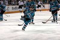 Sharks vs. Ducks: March 21, 2008